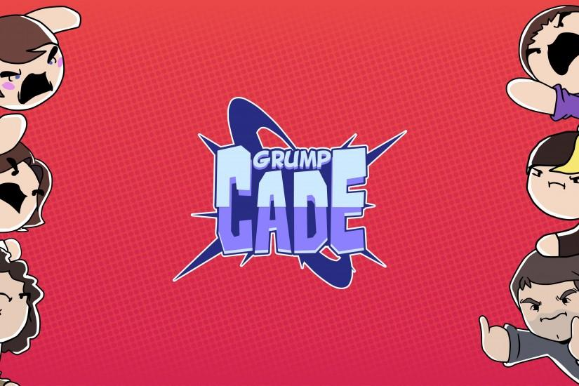 Game Grumps, Egoraptor, Ninja Sex Party, Video Games, Arcade Wallpaper HD