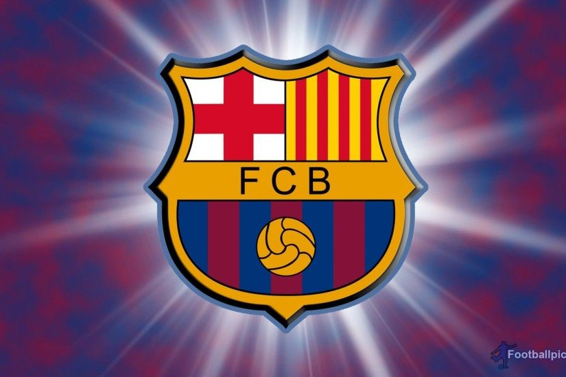 Beautiful Fc Barcelona Logo Wallpaper For Android DHS9