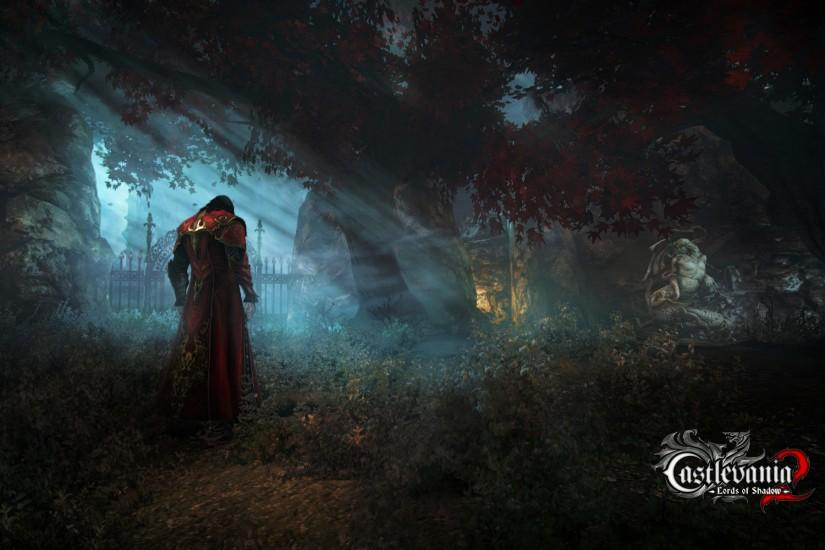 Castlevania: Lords of Shadow 2 HD wallpaper 1 /2