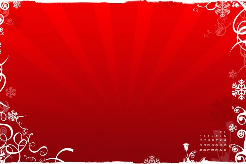 Red christmas background | Black Background and some PPT Template