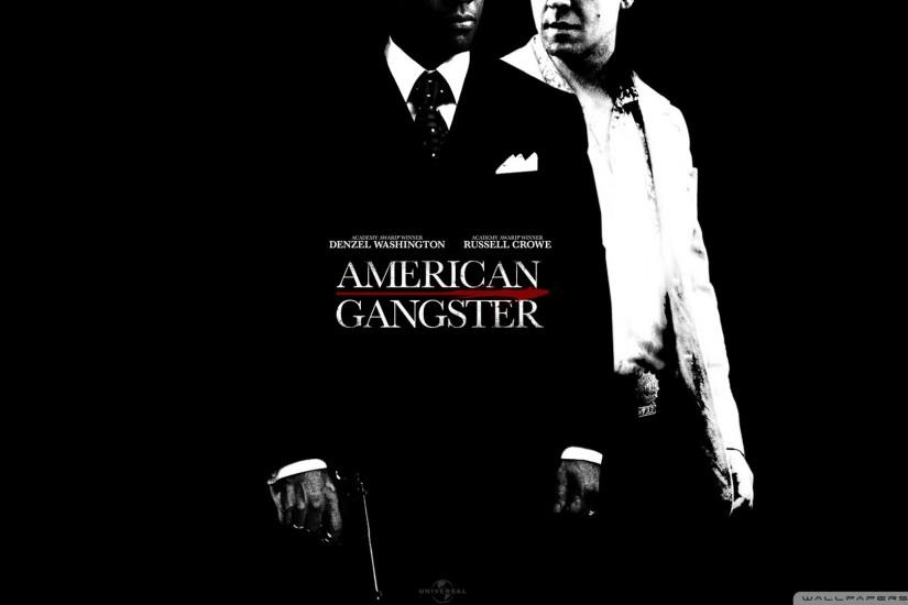 American Gangster Wallpaper 1920x1080 American, Gangster
