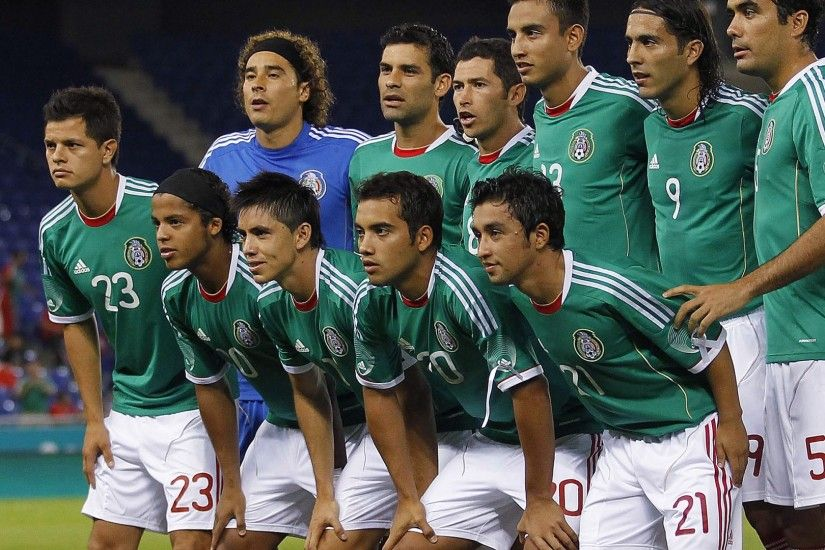 2560x1080 Wallpaper mexico vs chile, football, 2015, mexico, national team