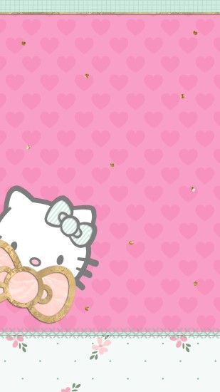 Hello Kitty · Pink WallpaperHello ...