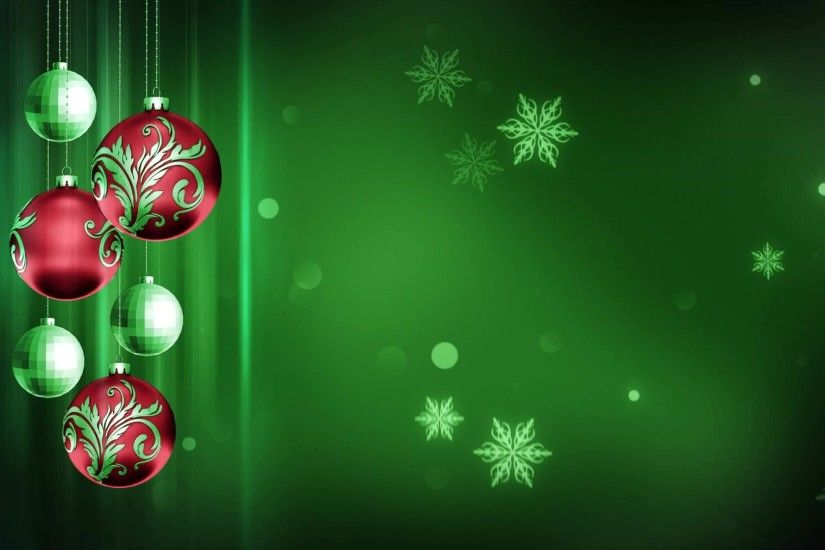 Red & Green Ornaments 4K Christmas Motion Background Loop - Free HD Video  Clips & Stock Video Footage at Videezy!
