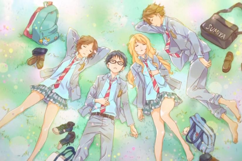 large your lie in april wallpaper 2048x1152 for iphone 6