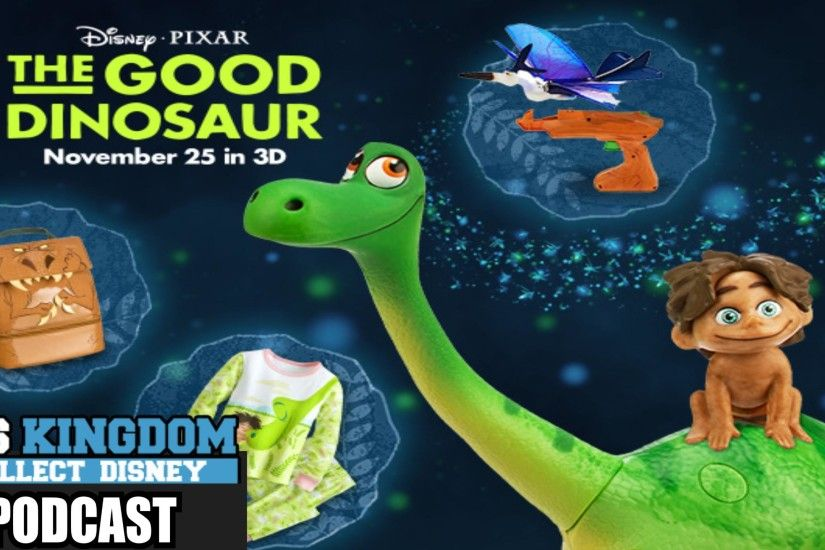 The Good Dinosaur Merchandise Reactions