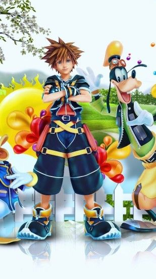 kingdom hearts iPhone wallpaper for plus