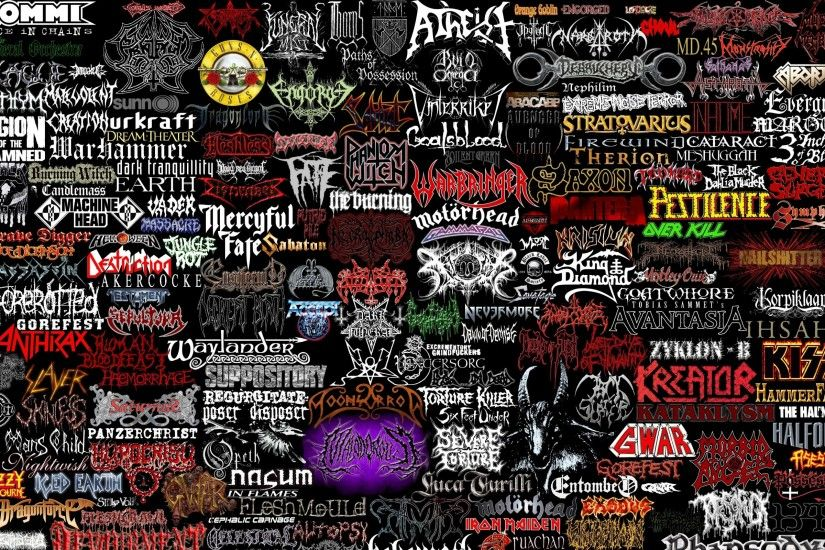 48 Heavy Metal HD Wallpapers | Backgrounds - Wallpaper Abyss ...