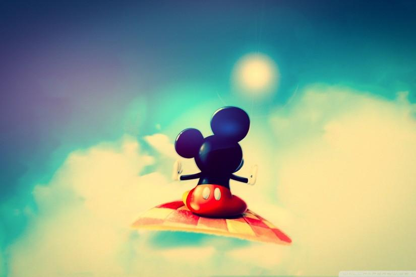 ... Mickey Mouse Widescreen Wallpaper
