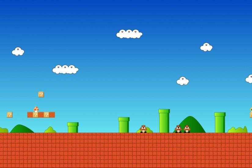 Mario Wallpapers 1920x1080 | wallpaper, wallpaper hd, background .