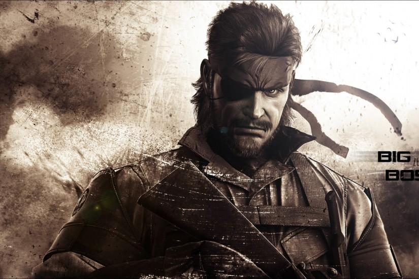 "Search Results for ""big boss metal gear wallpaper"" – Adorable Wallpapers"