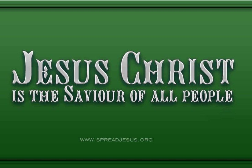 Jesus christ HD wallpapers pack 1 Jesus Christ is the saviour of .