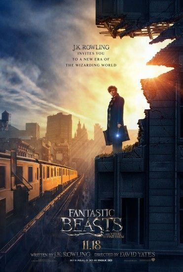 fantastic beasts and where to find them (film) images Fantastic Beasts and  Where To Find Them~ New Poster HD wallpaper and background photos