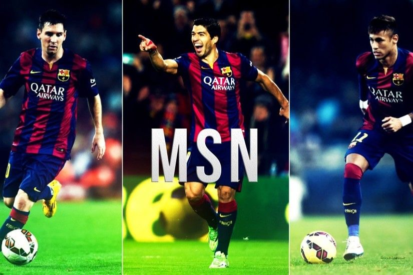 MSN Skills ○ Lionel Messi ○ Luis Suárez ○ Neymar Jr-2015/16 HD - YouTube