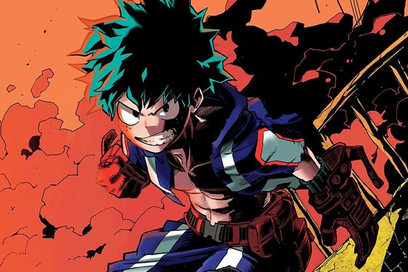 large my hero academia wallpaper 1920x1080 for tablet