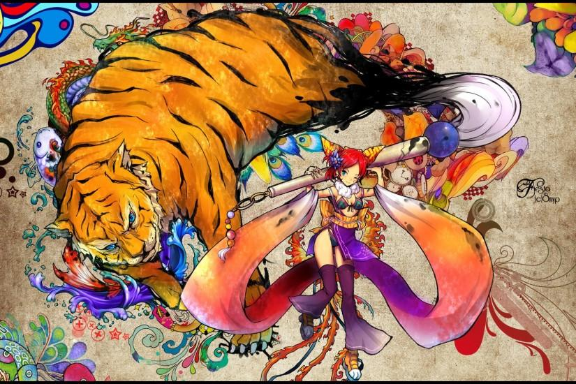 beautiful blade and soul wallpaper 1920x1080