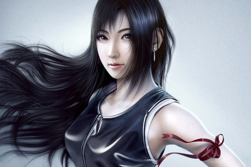 Tifa Lockhart from Final Fantasy VII Advent Children