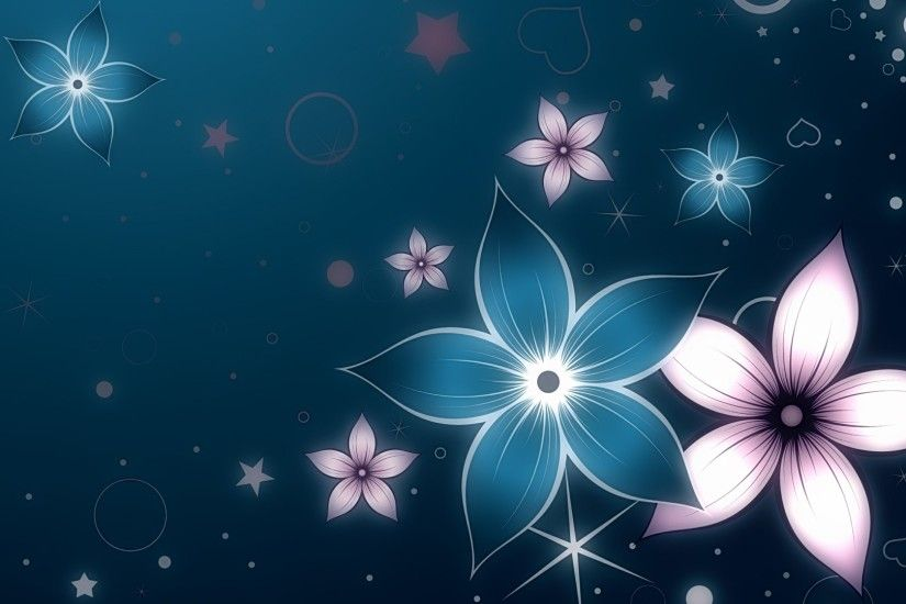 download this wallpaper Flower Vector Designs image High Quality HD Desktop  Backgrounds