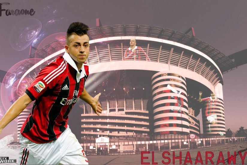 """Stephan El Shaarawy - Il Faraone""Hope You Like It :)"