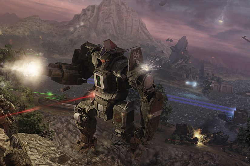 MechWarrior Video Games Science Fiction