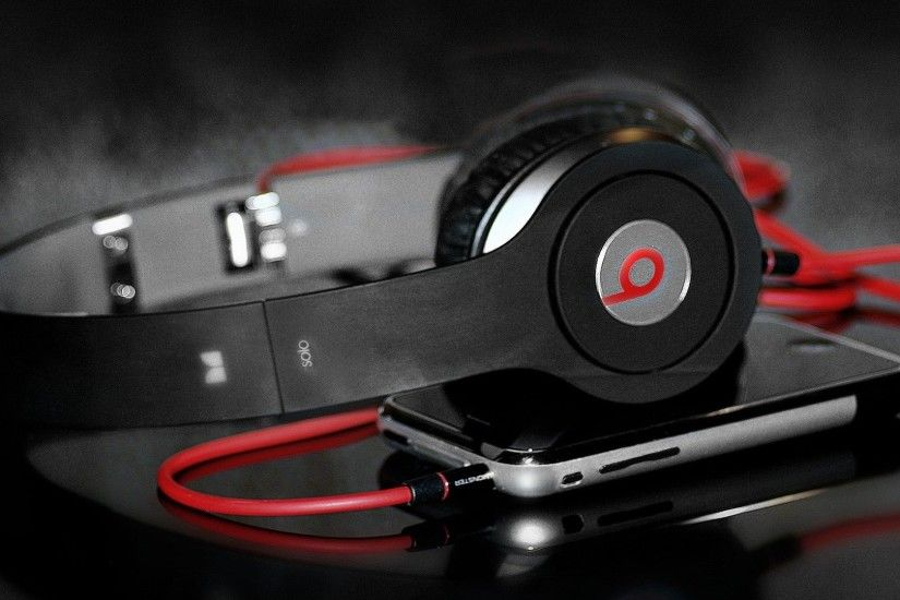 Wallpaper Monster beats, Dr dre, Headphones, Iphone