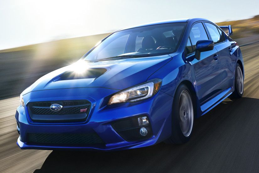 Subaru Impreza WRX STI Fast And Furious 7 Wallpaper