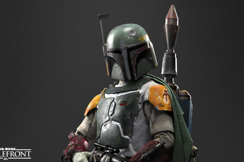 Boba Fett Full HD Wallpaper And Background
