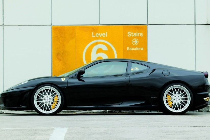 Ferrari F430 Wallpaper ①