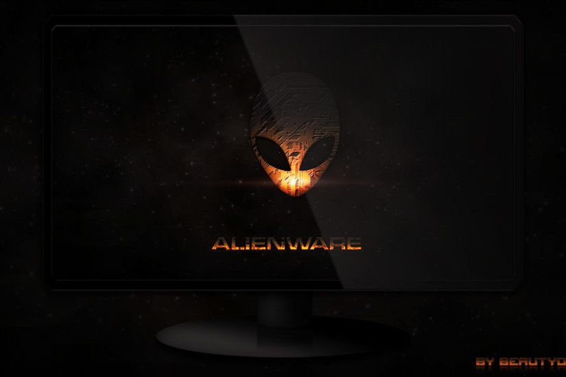 AlienWare WallPaper - By BeautyDesignz by BeautyDesignz AlienWare WallPaper  - By BeautyDesignz by BeautyDesignz