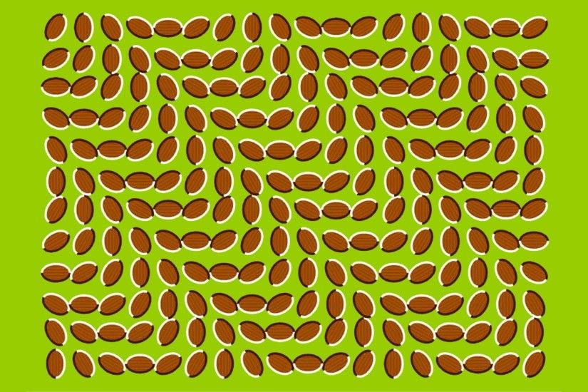 Preview wallpaper figure, optical illusion, motion 1920x1080