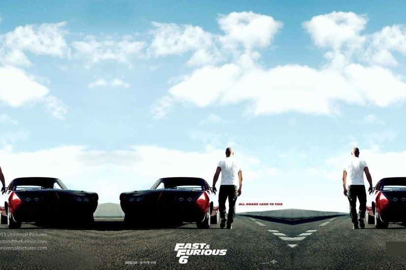 Fast and Furious 6 Wallpapers and Desktop Backgrounds