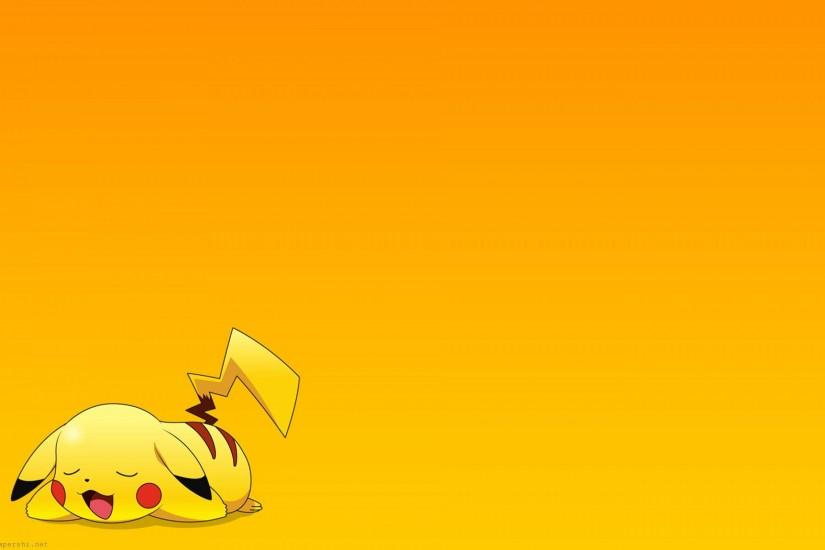 Download Pokemon Pikachu Wallpaper HD (2889) Full Size .