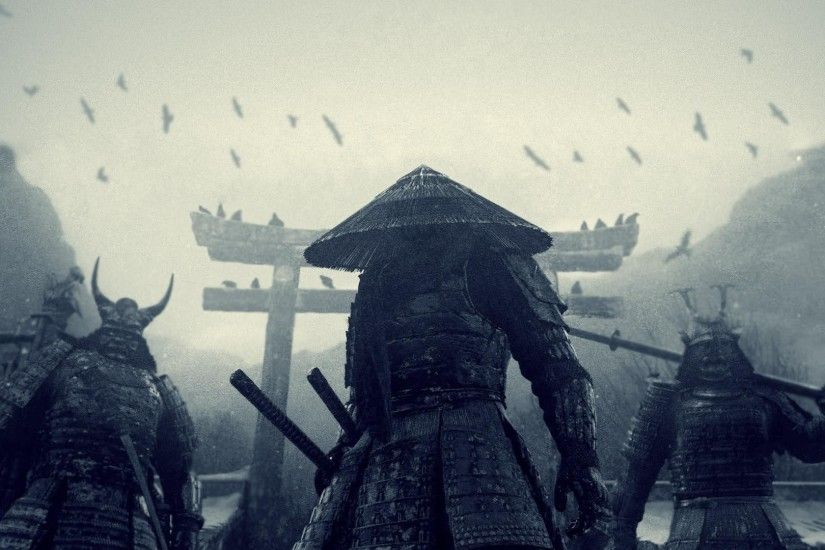 Samurai Battle Picture On Wallpaper Hd 1920 x 1080 px 623.08 KB hd armor  traditional iphone