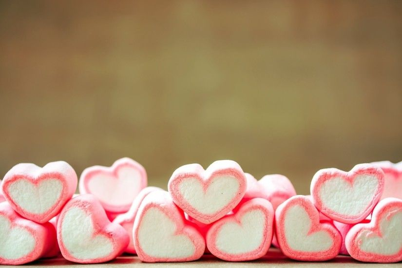1920x1280 sweet candy love heart romantic love romance sweet marshmallows  candy heart