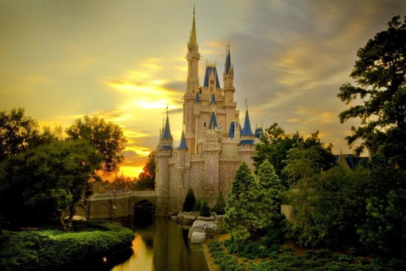 Fantasy Castle Wallpapers Desktop