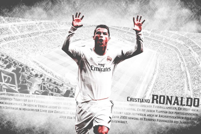<b>Christiano Ronaldo Wallpaper</b> HD - Soccer Desktop