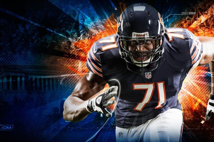 chicago bears hd widescreen wallpapers backgrounds