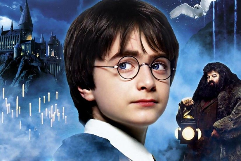 Harry Potter and the Philosopher's Stone (Wallpaper) - Fantasy .