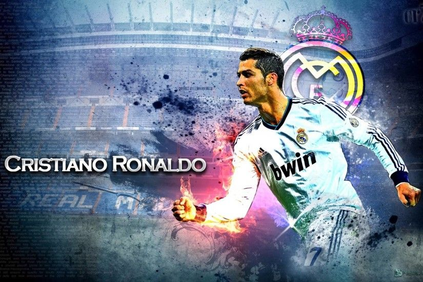 Widescreen, Cristiano Ronaldo Wallpaper, Football, Number 7, Madrid, Laliga,  Vavosmi Madrid, Doblete, 1920×1200 Wallpaper HD