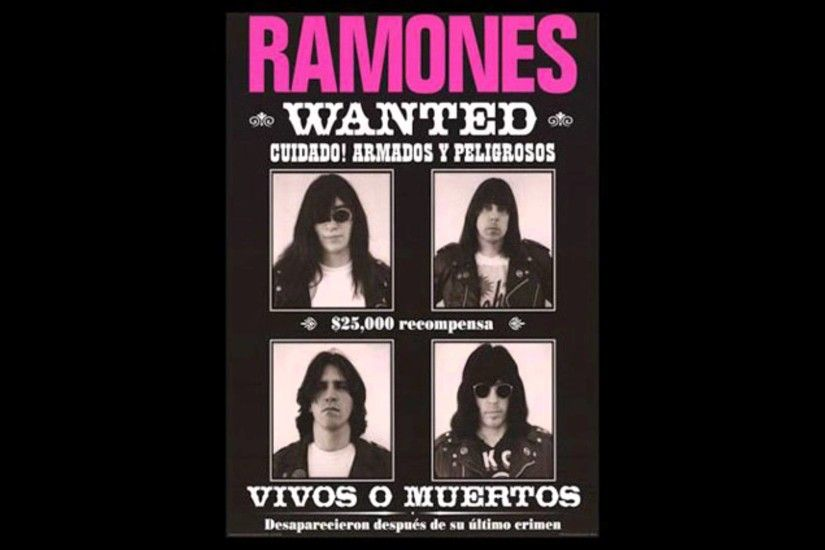 The Ramones - Howling at the Moon (Live)