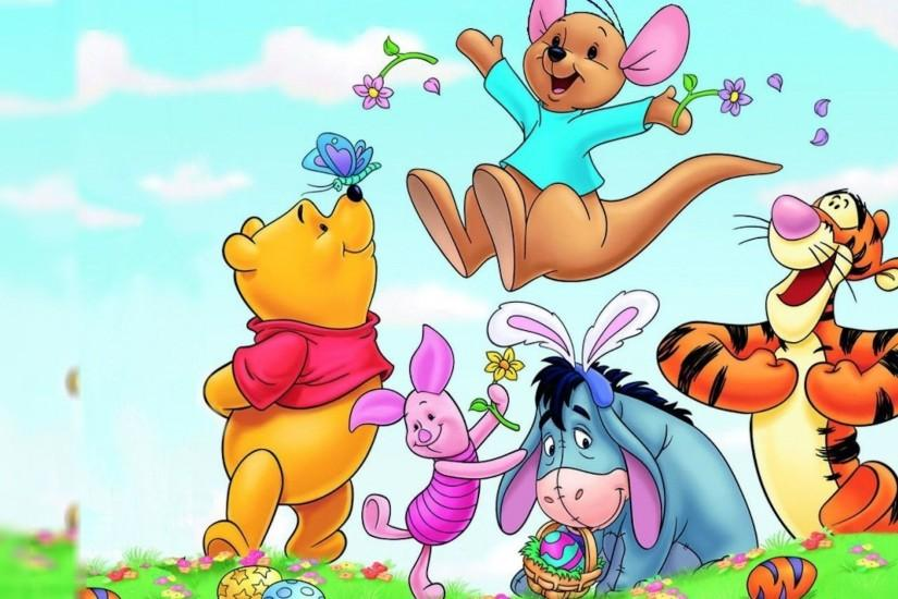 Wallpapers For > Baby Winnie The Pooh Wallpaper