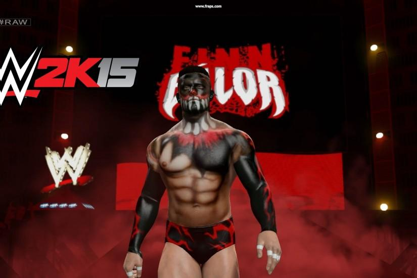 WWE 2K15 PC Finn Balor RAW Entrance