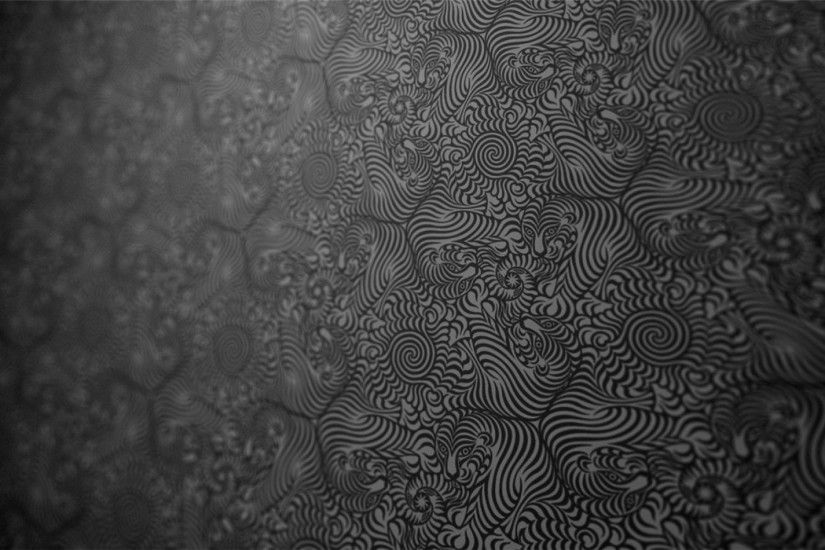 Patterns psychedelic HD Wallpaper.