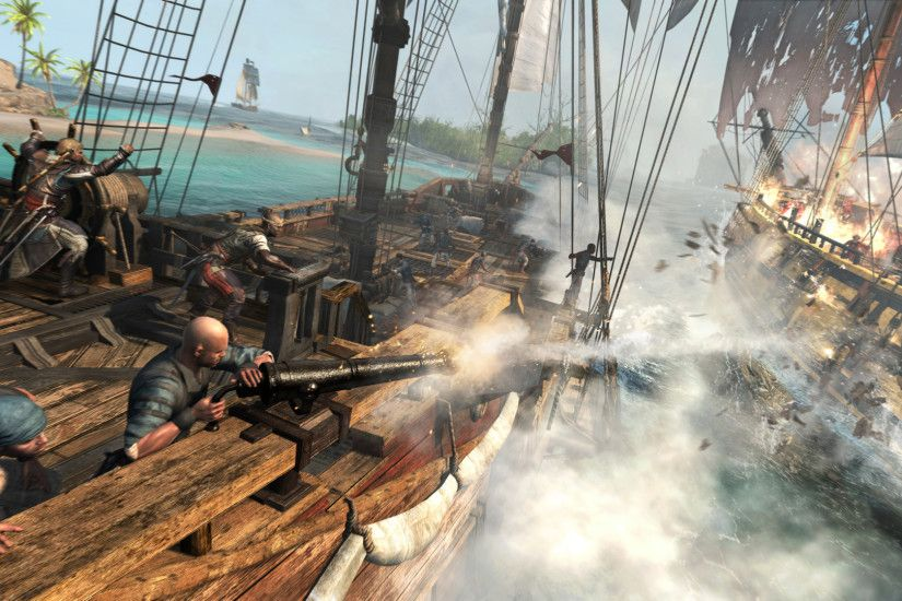 Assassin's Creed 4: How to Upgrade the Jackdaw Ship | Tips | Prima Games