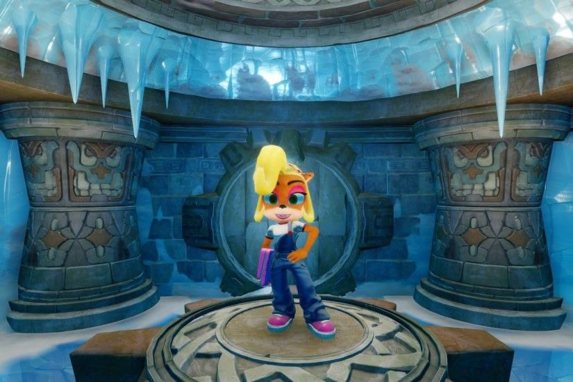 Video Game - Crash Bandicoot N. Sane Trilogy Coco Bandicoot Crash Bandicoot:  N.