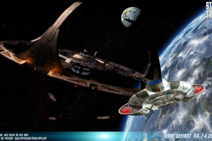 TV Show - Star Trek: Deep Space Nine Star Trek Wallpaper