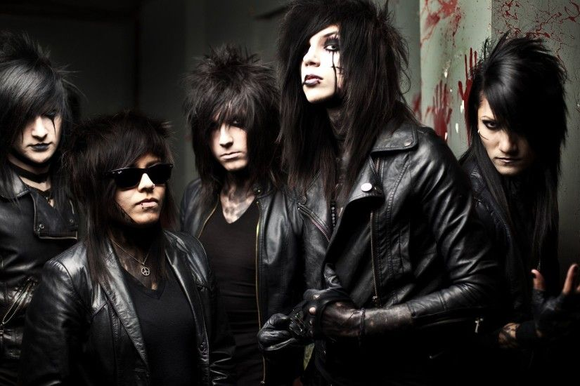 Black Veil Brides 2048X1152 Wallpaper Black Veil Brides, NOFX, Killswitch  Engage added to Download line .