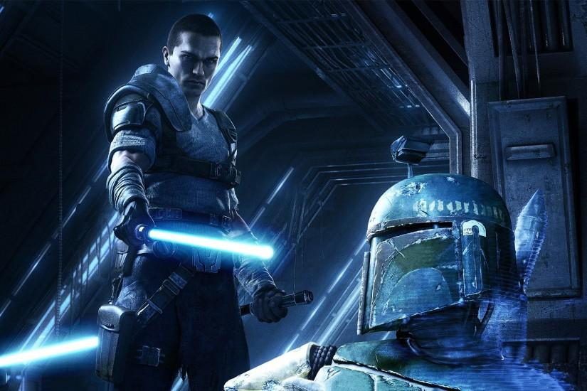 Star Wars Digital Art Mandalorian Wallpaper Video Games Star FullHD
