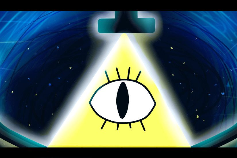 Bill Cipher Animation - The End by CarillonNightmares ...
