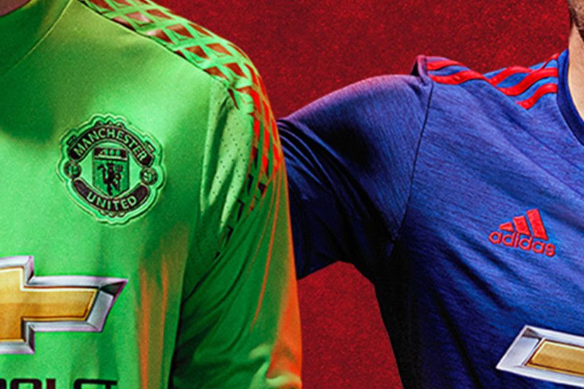Manchester United away kit revealed: Moody David De Gea features in  promotional picture | The Independent